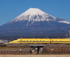 ドクターイエロー 時刻表 富士山